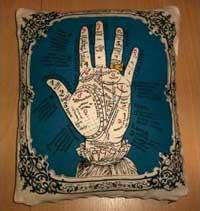 antieke prent hand web
